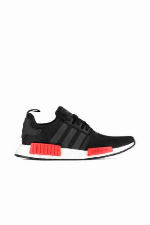 Sneakers Adidas NMD bluewhitered Karim Benzema on his
