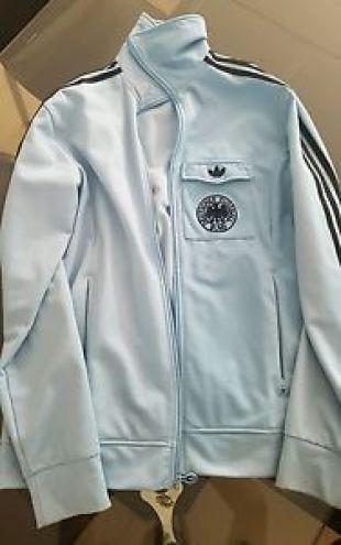 1974 Originals Blue Der The Kaiser Russell Adidas Jacket 80mnNw