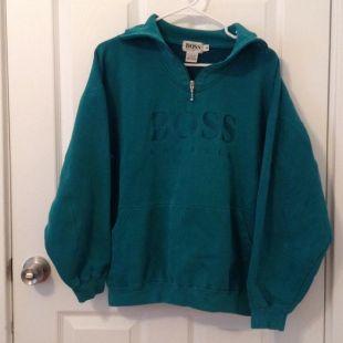 nuovo di zecca 4330a 60db7 The sweatshirt white Hugo Boss Rocky Balboa (Sylvester ...