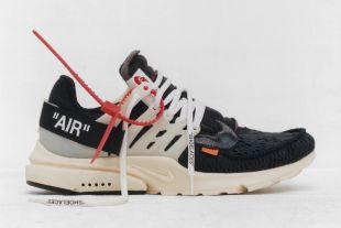 Nike x Off White Air Presto Virgil Abloh The 10 Ten