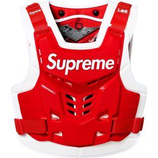 Supreme Fox Racing Proframe Roost Deflector Vest Red