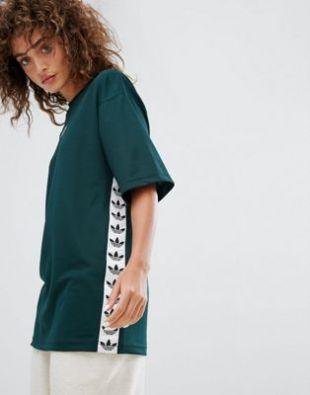 Le t Shirt vert Adidas porté par Squeezie dans sa vidéo