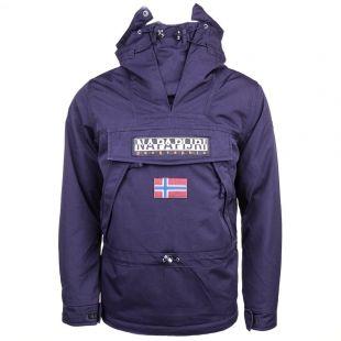 Napapijri Mens Blue Marine Skidoo Jacket   Hurleys