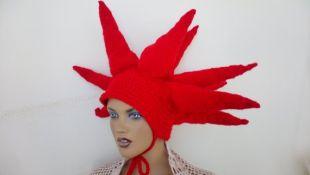 Crochet de sideshow Bob hat-sitesine Bob costumes costume-crochet perruque Halloween Costume idées-nuit