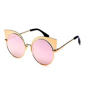 Tansle - Lunette de soleil - Femme Rose Gold/Pink