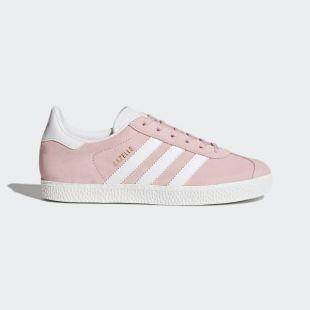 adidas gazelle rose et noir