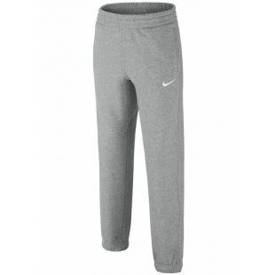 Le pantalon de survêtement gris Nike de Zola sur son compte