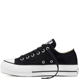 The pair of Converse platform carried by Noholita (Camille
