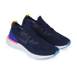 Nike Epic React Flyknit Bleu