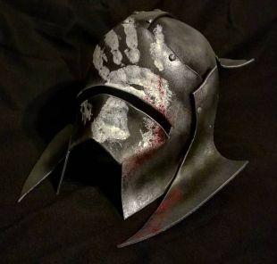 Uruk Hai guerrier Cosplay casque Replica