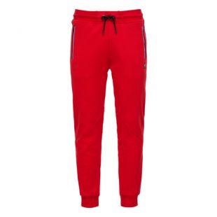 Tech Pants Tapered N3 Pur Red, Dressinn