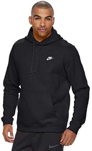 The sweatshirt type hoodie You Challa (Chadwick Boseman) in