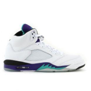 """Air Jordan 5 Retro Ls """"grape"""""""
