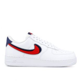 sneakers Air Force 1 white Bad Bunny on his account