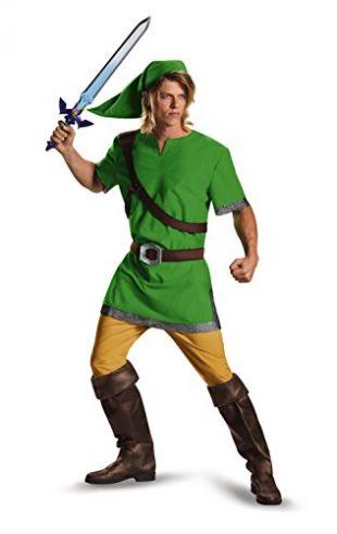 Costume Link The Legend of Zelda adulte