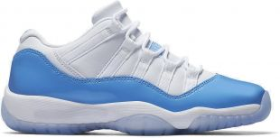 pretty nice f1b65 c4547 The sneakers light blue Nike Air Jordan 11 Retro Low ...