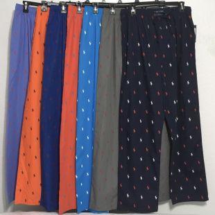 Polo Ralph Lauren Pajama Lounge Pants All Over Pony