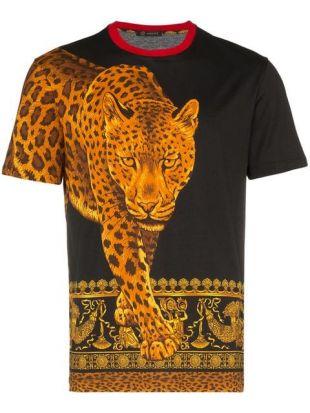 Versace T shirt Signature Wild   Farfetch