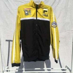 Fila X Sanrio Racing Track Jacket