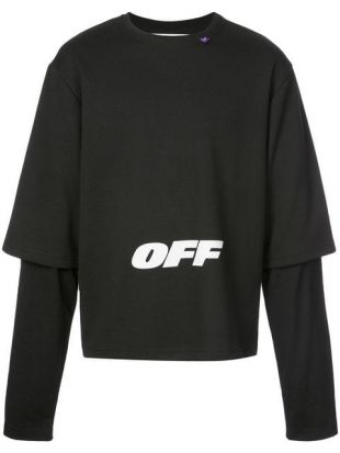 Off White Sweat-shirt