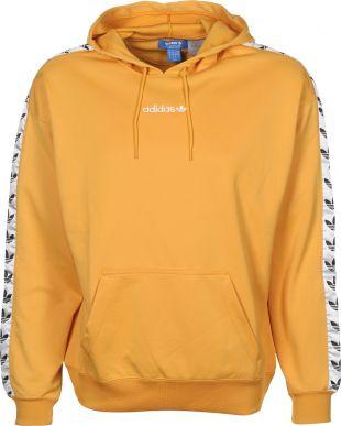 Adidas Originals Adicolor TNT Tape Yellow Hoody Hoodie Top Jacket