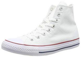 Les sneakers Converse blanches portées par Cassidy (Joseph