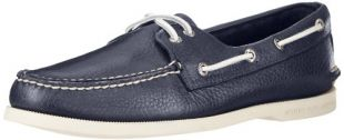 Sperry Top-sider A/o 2-eye, Chaussures bateau Homme, Bleu (navy), 42 EU (Taille Fabricant : 8 UK)