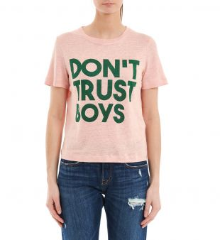 The T Shirt Dont Trust Boys Diane Perreau In Beauty Game
