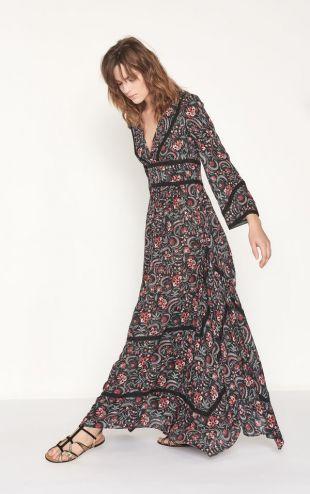 Robe longue Bash modèle Heren