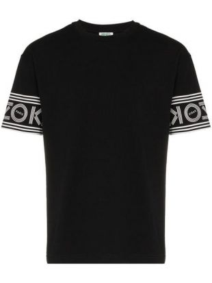 Kenzo T shirt à Manches à Logo