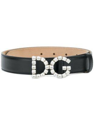 Dolce & Gabbana Ceinture à Boucle à Logo   Farfetch