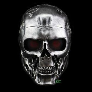 Halloween COS Terminator Casque Masques D'horreur CS Paintball Fantôme Effrayant Masque De Résine Mascarade Crâne Film Partie Cosplay Accessoires dans Parti Masques de Maison & Jardin sur AliExpress.com | Alibaba Group