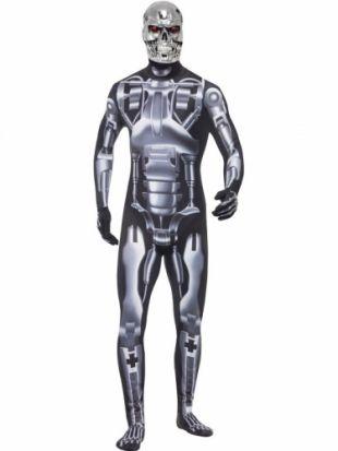 Déguisement T 800 cyborg Terminator™ adulte : Deguise toi, achat de Déguisements adultes