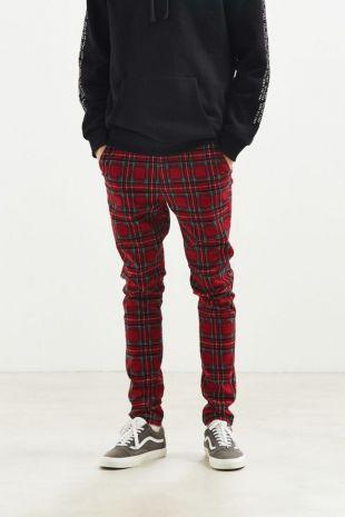 Urban Outfitters Tartan Skinny Pant