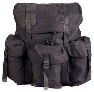 Military Style Mini Alice Pack Black Pack