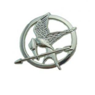 Broche Geai Moqueur Argenté Doré Hunger Games - BLACK SUGAR