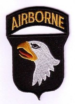INSIGNE patch 101st AIRBORNE DIVISION  ... repro | eBay