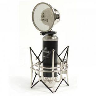 Achat Devine BM 1000 micro à condensateur de studio