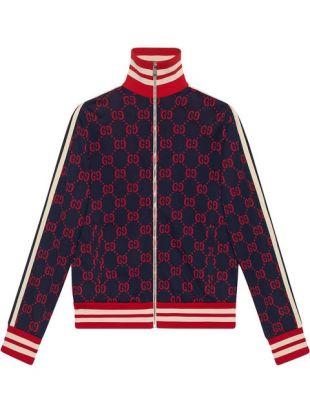 Gucci Veste En Coton Jacquard GG  -  Farfetch