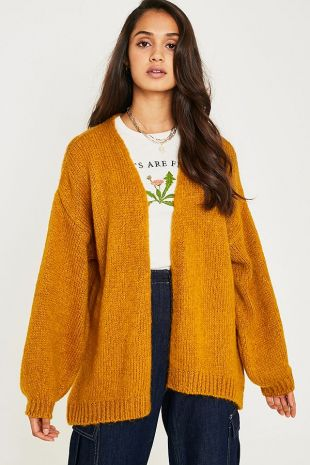 Urban Outfitters - Cardigan à manches ballon