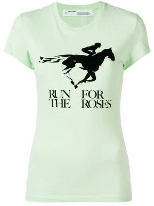 Run For The Roses T shirt