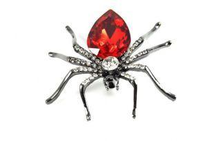 Broche Araignée de Cheryl