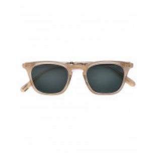 Shop Garrett Leight Getty 48 wayfarer sunglasses | The Webster