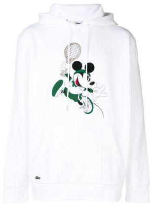 Lacoste Sweat à Capuche Lacoste x Disney Mickey