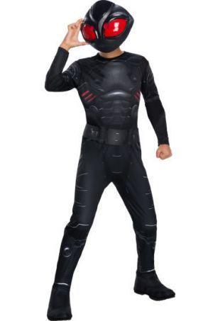 Aquaman Movie   Child Black Manta Costume  | eBay
