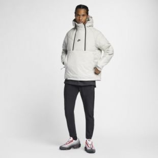 The down jacket white Nike Sportswear Techpack of Oldpee in