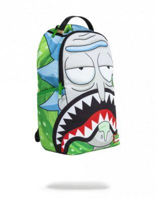 The Backpack Rick Shark Billie Eilish On The Account Instagram