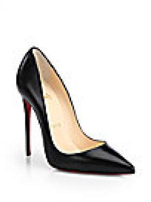 chaussures escarpins vu sur Monica Belluci dans Spectre