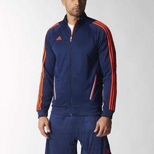 La veste à capuche de survêtement Adidas de Curtis Donovan