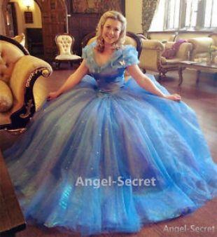 robe de bal cendrillon